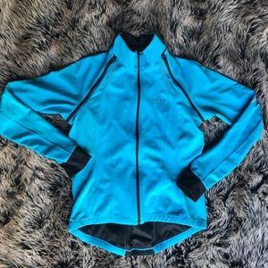 GORE cycling jacket, windproof M